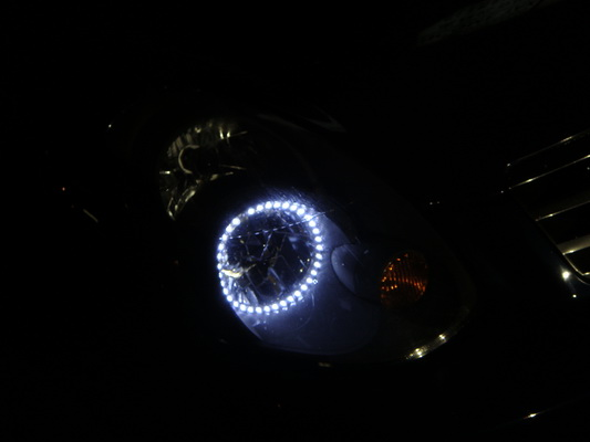 Infiniti - G35 - LED - Strip 09